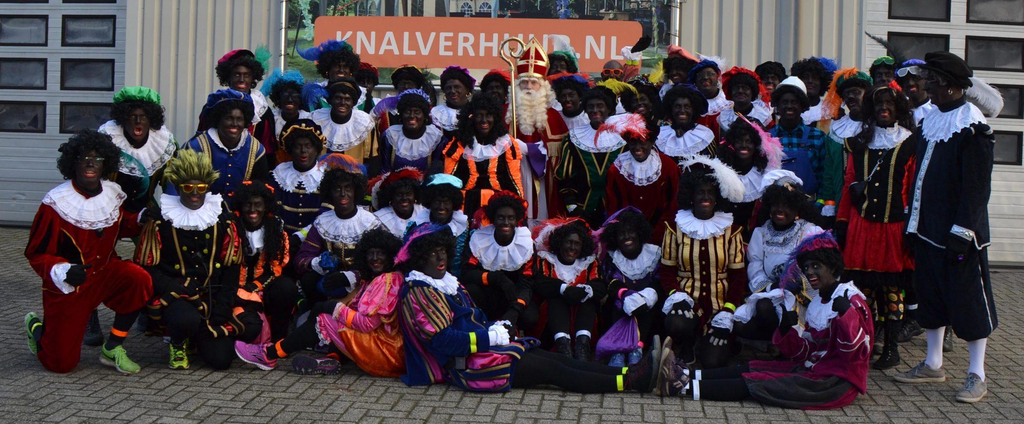 jaarlijks terugkerend evenement in Zuidbroek is de Pakjesbezorgdag